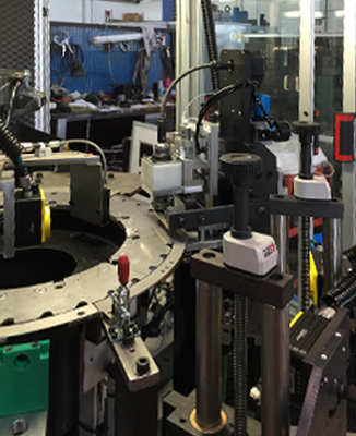 champs sorting machine SLZ370 inspection unit