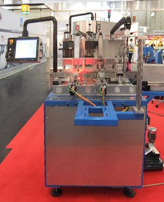 champs sorting machine SLZ 750 inspection unit